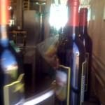 Reyes bottling row