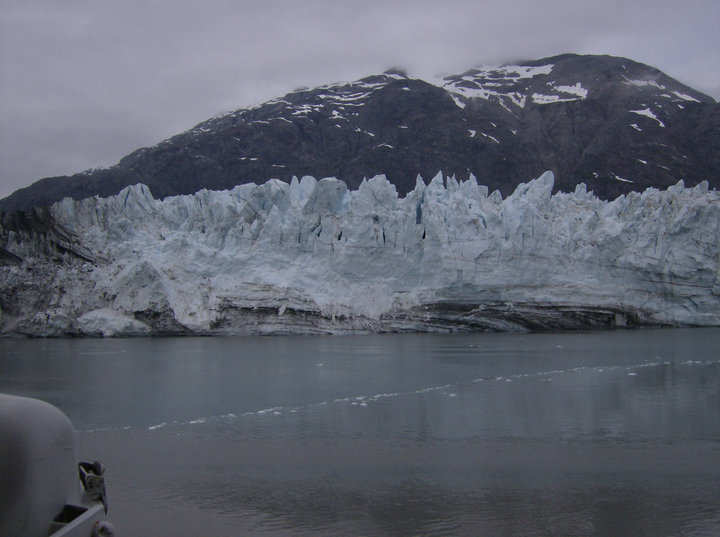 Lauren's Glacier Bay Photo Alaska Zaandam