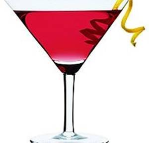 "... ""Makes"" and Reviews the VnC Pomegranate Cosmo for your Valentine"