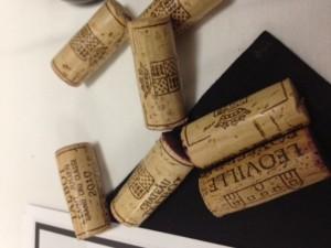 a few corks Chateau Talbot