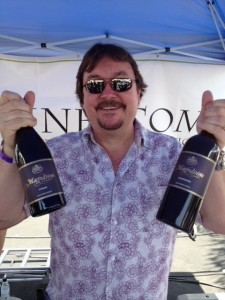 Robert Wagner, Syrah and Zin from Magnavino