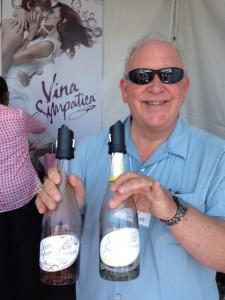 Vina Sympatica White and Violet