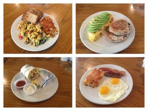 Free breakfast at O'Cairns