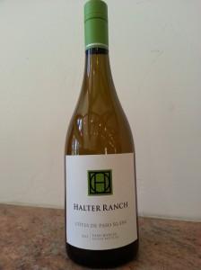 Halter Ranch 2012 Cotes de Paso Blanc