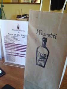 Moretti at Taste of Sta Rita Hills