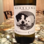 Nuggucciet Cellars Riesling