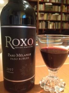 2007 Roxo Port