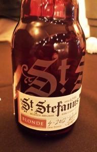 St. Stefanus Blonde Bier