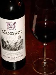 Bebeasca Negra from Monser
