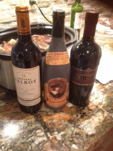 wine choices for stew
