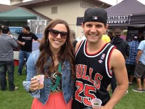 Monterey Beer Fest Attendees