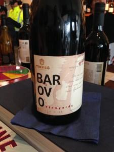 wine-2010 Tikves Barovo