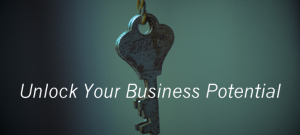 unlock your business potential banner