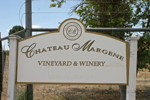 Chateau Margene Sign-1