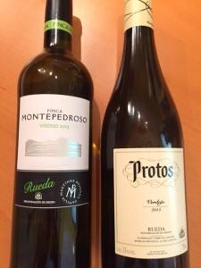 2 Spanish Verdejo