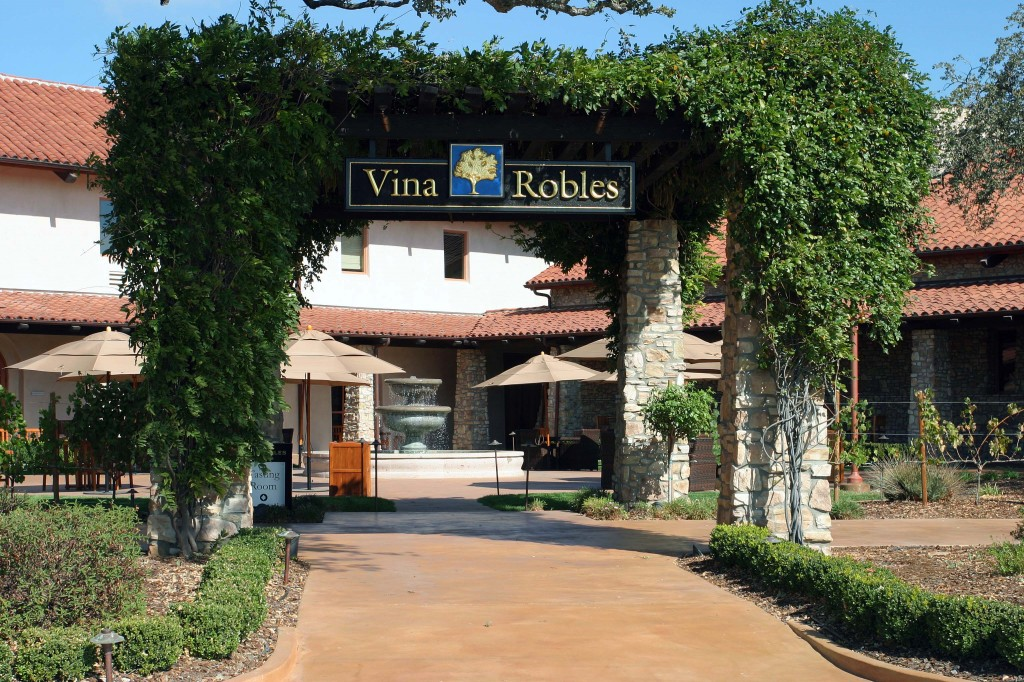 Vina Robles Winery 1