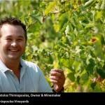 Naoussa winemaker