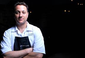 Executive Chef Marc Johnson.  Photo Credit:  acuna-hansen