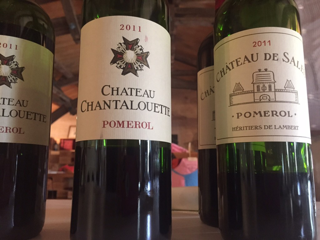 These are from my 2015 Bordeaux visit!
