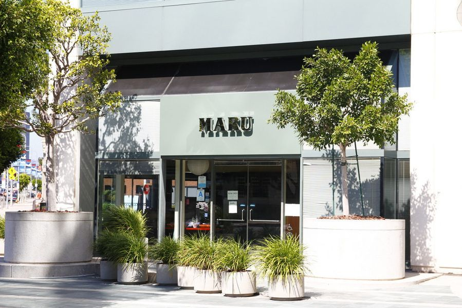 Maru sushi - NOW MOVED TO SANTA MONICA