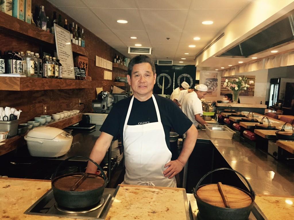 Osawa - Chef Shigefui Tachibe