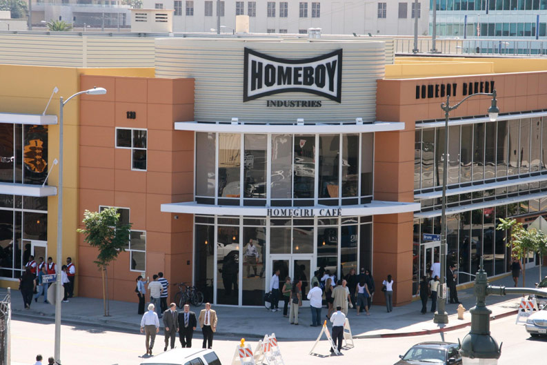 A portion of the proceeds from this year's Brunch at the Races event will benefit Homeboy Industries.
