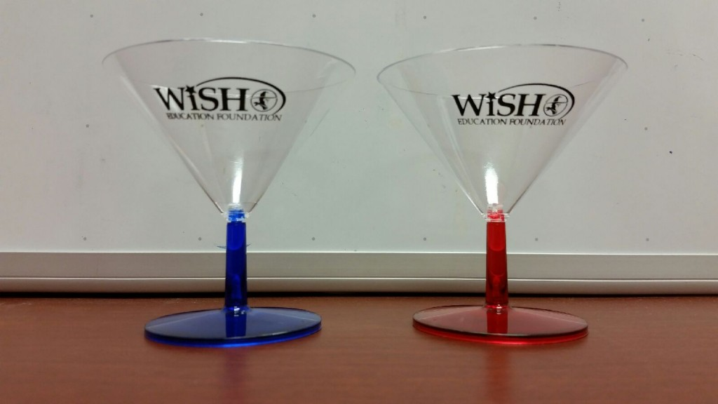 wish martini glass for profile pic