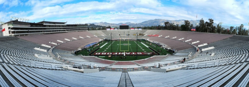 Photo Credit:  Courtesy of the Historic Pasadena Rose Bowl