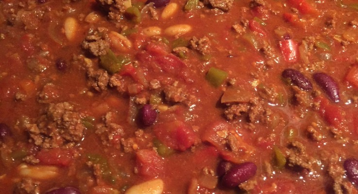 Chef Eve 101 Makes: Easy Slow Cooker Chili