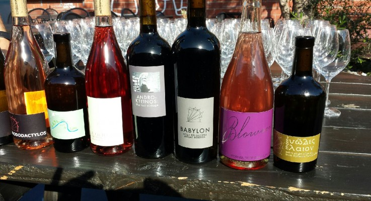 Tasting the latest Scholium Project wines, by Michael Perlis