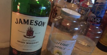 Chef Eve 101: Easy Peasy Whiskey Sour