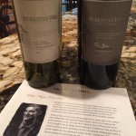 Tastings: Zonin1821's 'Dress Code' Prosecco – the Grey, the White and the Black and the Current Release Estate Blends from Murrieta's Well