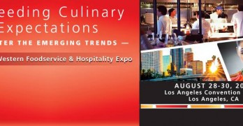 The Extraordinary Italian Taste to be Featured at the Western Foodservice & Hospitality Expo