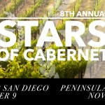 Save the Date: STARS of Cabernet November 9-10
