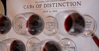 It's Official: Paso Robles Cabernet Sauvignon Rivals the World's Best