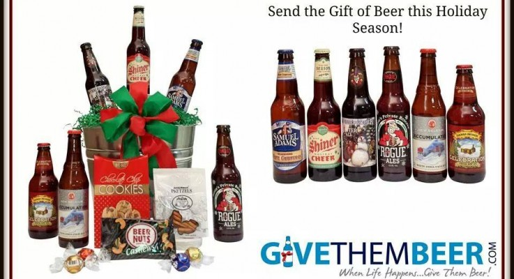 GiveThemBeer.com introduces Santa's Private Reserve Beer Briefcase