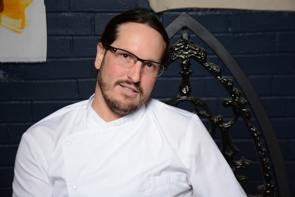 executive chef Paul Shoemaker. photo credit-acuna hansen