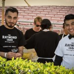 2nd Annual Masters of Taste: L.A.'s Top Tastemakers Savor the Finer Things On Field of The Iconic Pasadena Rose Bowl!