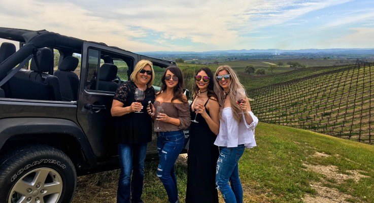 Villa San-Juliette Vineyard & Winery launches jeep tours through picturesque vineyards