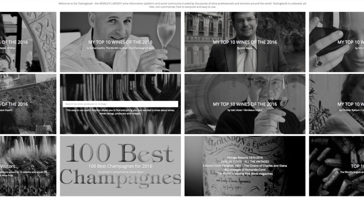 BWW – The World's Largest Wine Competition Has Begun – Created By tastingbook.com
