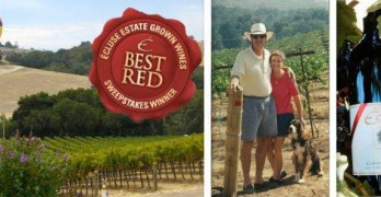 Travel + Leisure Names Écluse of Paso Robles A Top 25 Must-Visit Vineyard