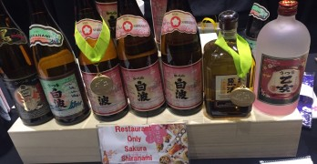 Wine 101: Sampling Japanese Food, Sake, and Shochu (Part Two)