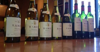 Vintage Eve 10/2014 Sonoma Part One: First Time at Ramey and Mazzocco