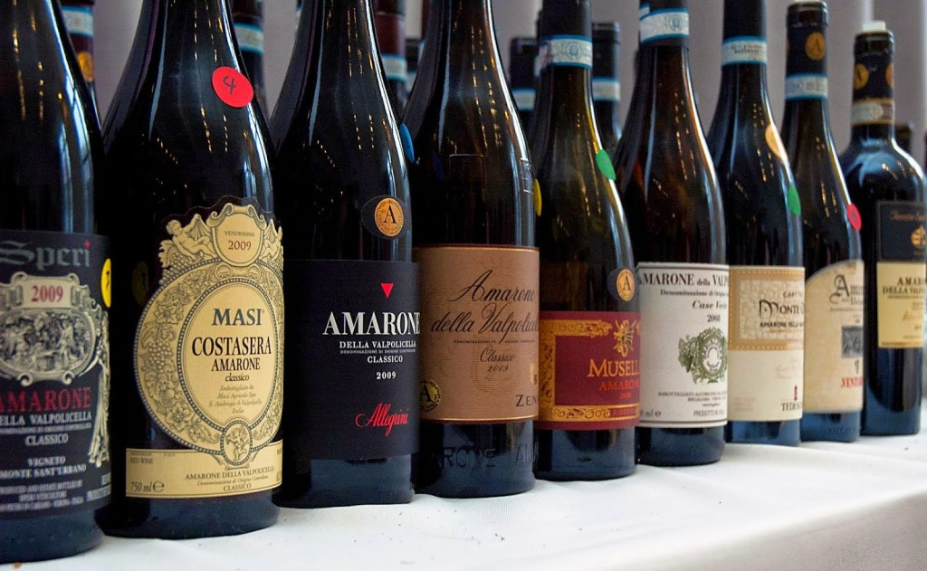 Amarone FAMILIES from Wineworld blog