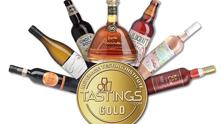 Tastings.com's Top Drinks Of The Year
