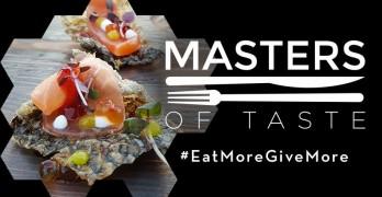 Taking It All In: Masters of Taste 2018