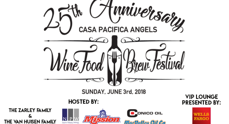 """Casa Pacifica Announces 5th Annual """"Best in Fest"""" Brewery Competition Winner"""