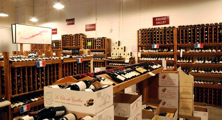 """Upcoming Classes From: WINE HOUSE NAMED ONE OF THE """"WORLD'S BEST WINE SHOPS"""" IN FOOD & WINE"""