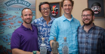 Ming River Baijiu Launches In The United States
