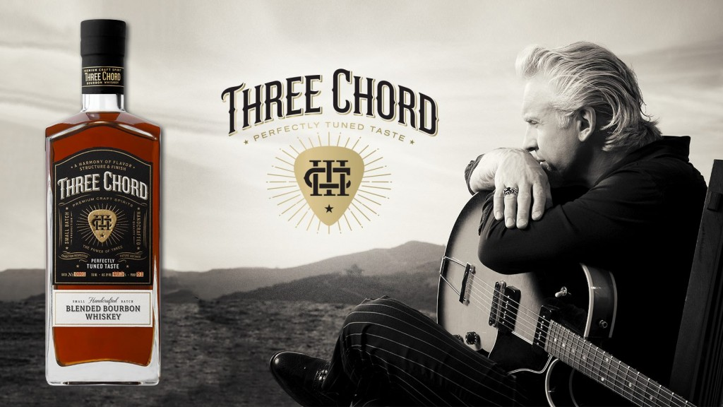 Three Chord Blended Bourbon An Innovative Spirit Inspired By Music